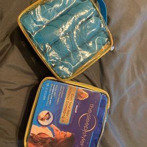 The Sleep Styler overnight curlers- 2 sizes - NWOT